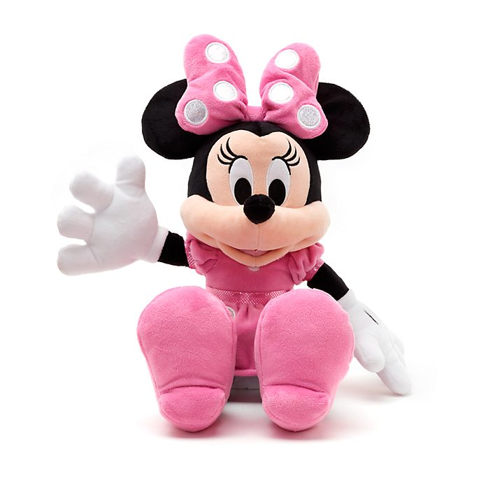 Peluche moyenne Minnie Mouse
