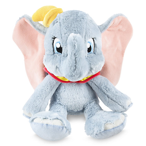 Dumbo Big Feet Medium Soft Toy