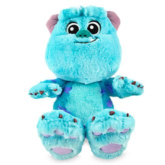 Sulley Big Feet Medium Soft Toy