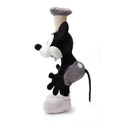 Peluche medio Steamboat Willie, Topolino