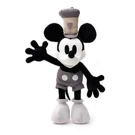 Peluche mediano Mickey Mouse ''El botero Willie''