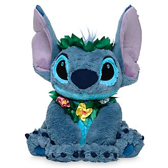Stitch Hawaiian Medium Soft Toy