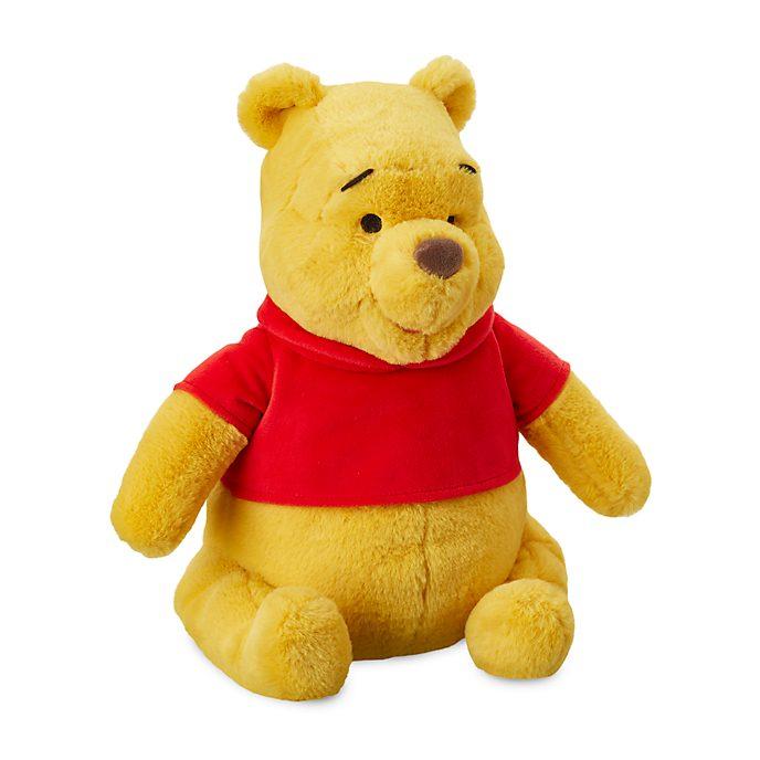Peluche moyenne taille Winnie l'Ourson Disney Store