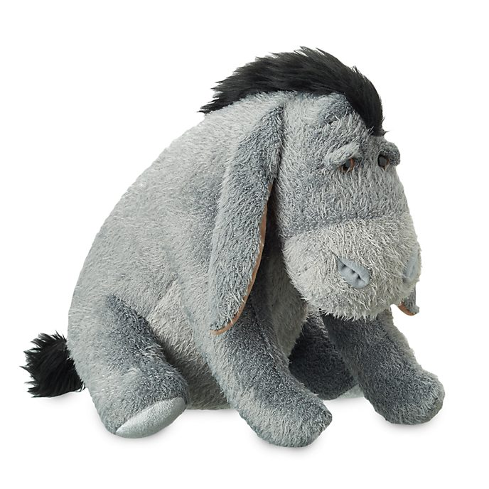 Peluche Bourriquet, Jean-Christophe et Winnie, Disney Store