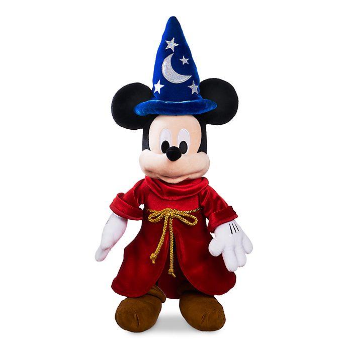 Disney Store Mickey Mouse Sorcerer's Apprentice Medium Soft Toy