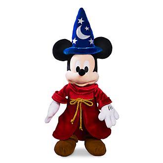 Peluche Mickey L'Apprenti Sorcier de taille moyenne