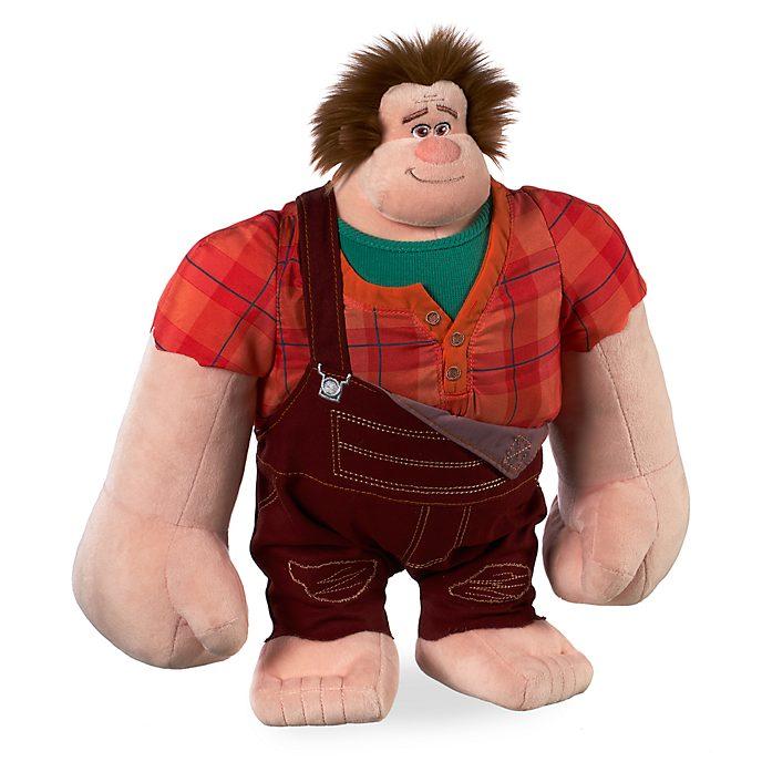 Disney Store Ralph Medium Soft Toy, Wreck-It Ralph