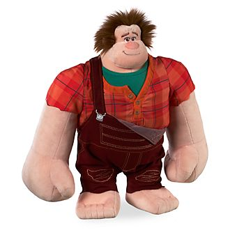 Disney Store Ralph Medium Soft Toy, Wreck-It Ralph