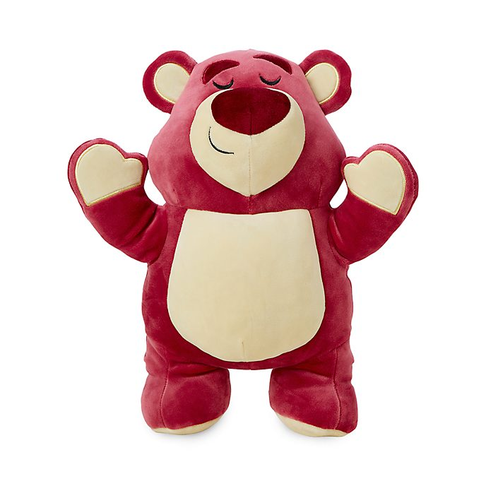 Disney Store Lotso Cuddleez Medium Soft Toy
