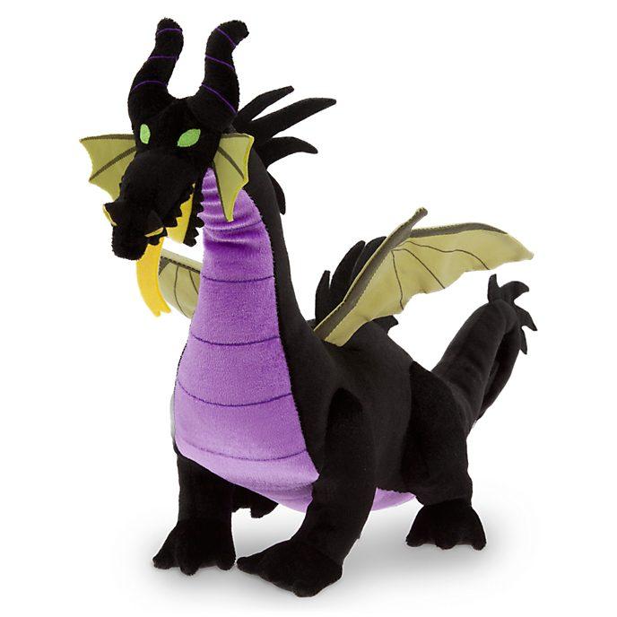 Peluche dragón Maléfica, La Bella Durmiente, Disney Store