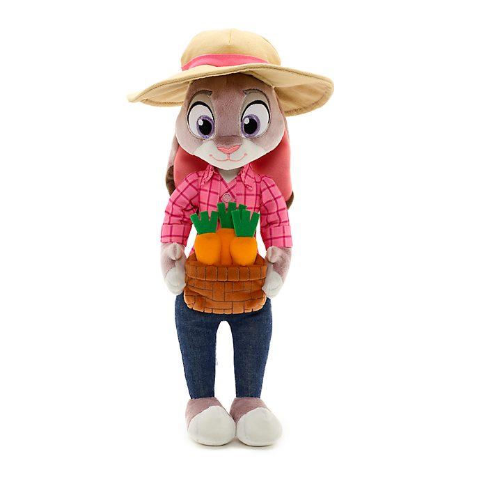 Muñeca peluche Judy Hopps, Zootrópolis, Disney Store