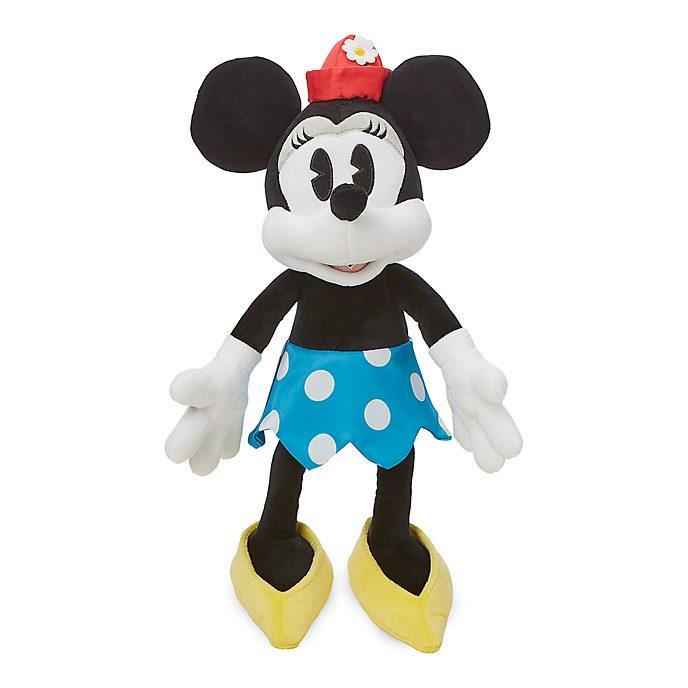 Disney Store Peluche Minnie Mouse vintage de taille moyenne