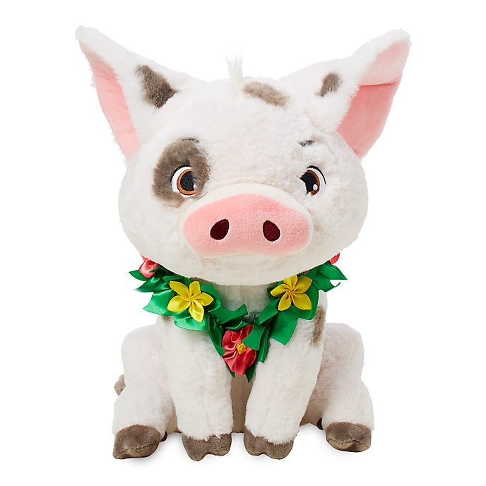 Disney Store Pua Tropical Medium Soft Toy