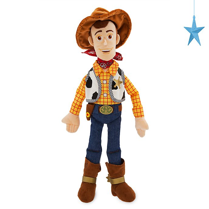 Disney Store Peluche Woody, Toy Story