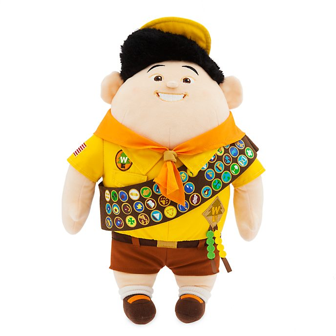 Peluche mediano Rusell, Up, Disney Store