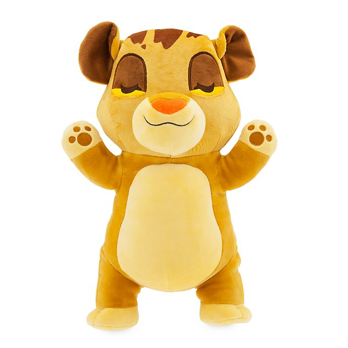 Disney Store Simba Cuddleez Medium Soft Toy
