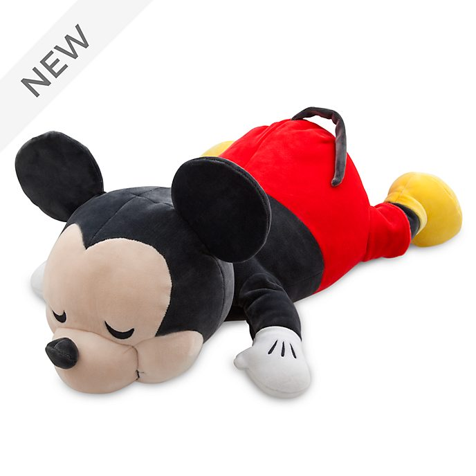 Disney Store Mickey Mouse Cuddleez Large Soft Toy