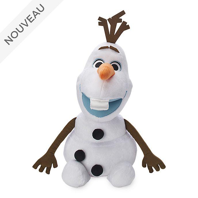 Disney Store Grande peluche Olaf, La Reine des Neiges2