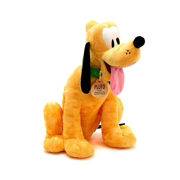 Disney Store Pluto Large Soft Toy