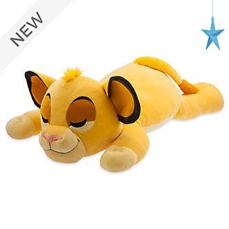 Disney Store Simba Cuddleez Giant Soft Toy