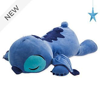 Disney Store Stitch Cuddleez Giant Soft Toy