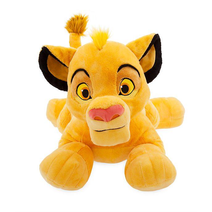Peluche grande Simba Disney Store