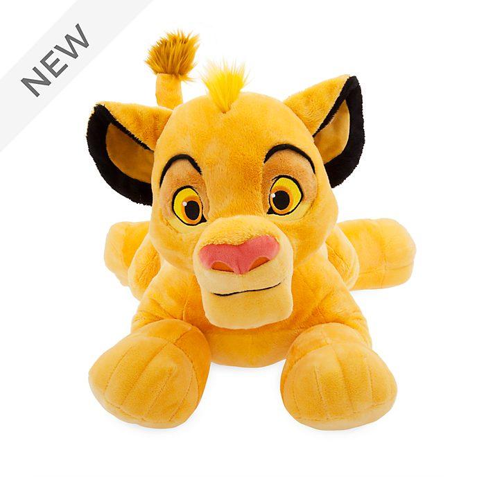 Disney Store Simba Large Soft Toy