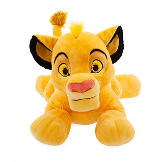 Disney Store Simba Large Soft Toy