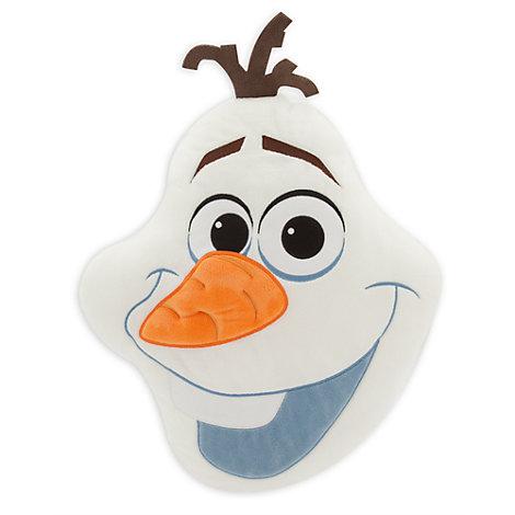 Cojín con cara Olaf