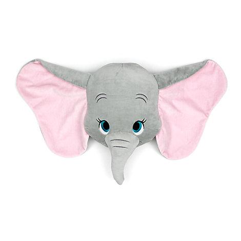 Coussin tête de Dumbo