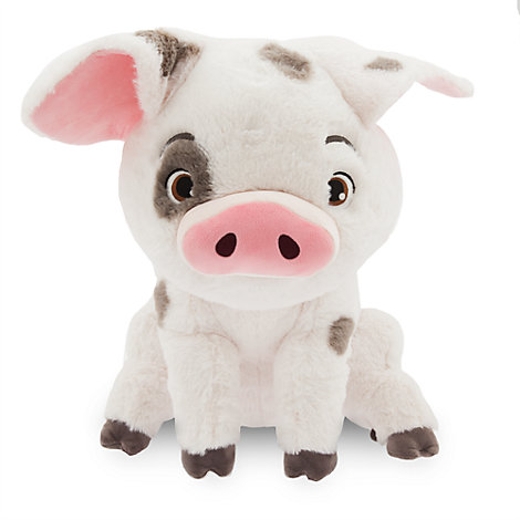 Pua large soft toy moana