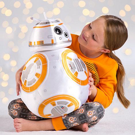 Stort BB-8 plysdyr, Star Wars: The Force Awakens