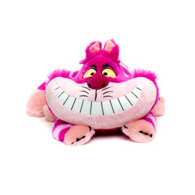 Cheshirekatten stort gosedjur, Alice i Underlandet