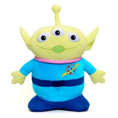 Stort Alien plysdyr