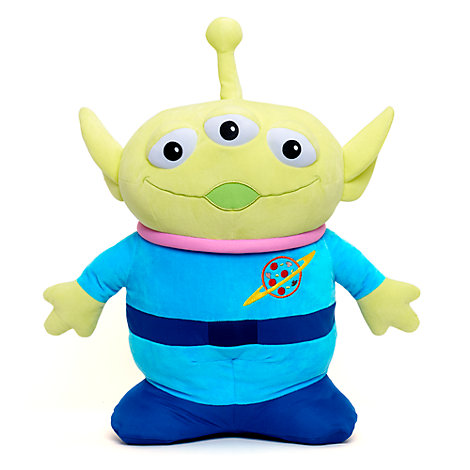 Alien Large Soft Toy