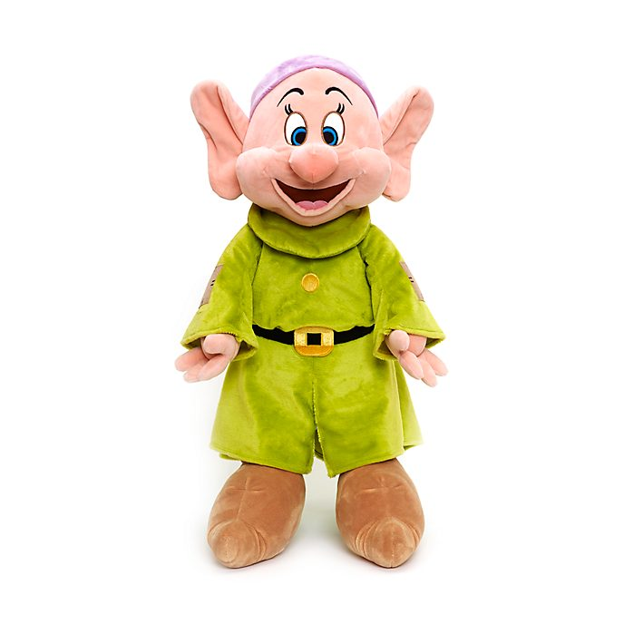 Dopey Large Soft Toy, Snow White and the Seven Dwarfs