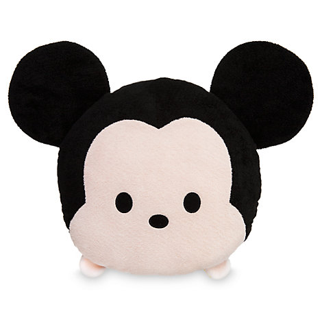 Mickey Mouse Tsum Tsum Cushion