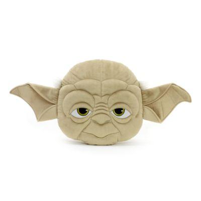 Cojín con cara Yoda