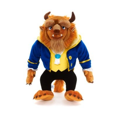 Beast Large Soft Toy, Beauty and the Beast