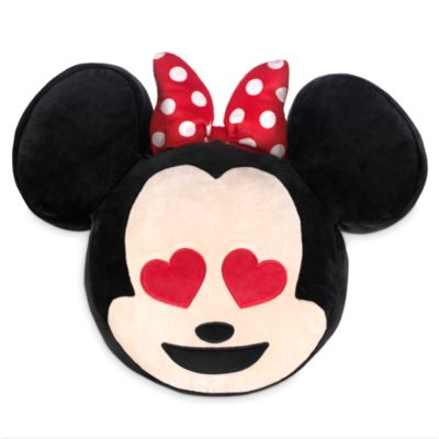 Minnie Mouse Emoji Cushion