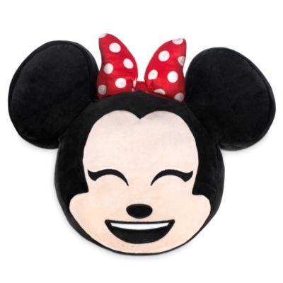 Cojín de Minnie en versión emoji