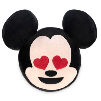 Mickey Mouse Emoji Cushion