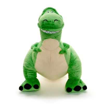 Rex stort gosedjur, Toy Story