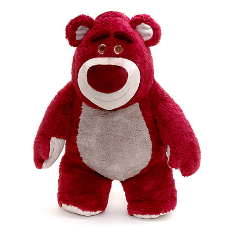 peluche grande de lotso toy story 3. Black Bedroom Furniture Sets. Home Design Ideas