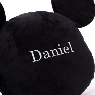 Cojín con cara Mickey Mouse