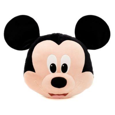 Micky Maus - Riesengesicht-Kissen