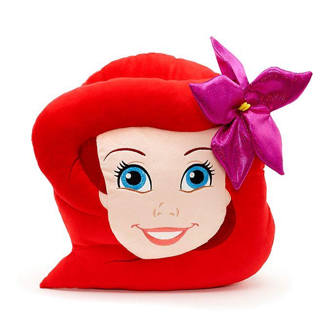Arielle, die Meerjungfrau - Riesengesicht-Kissen