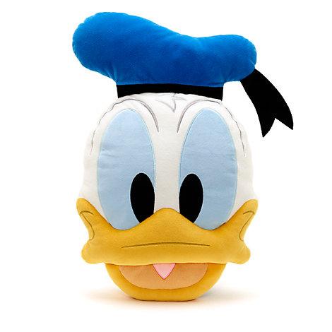 Cojín con cara Pato Donald