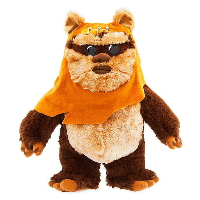 Wicket Large Soft Toy, Star Wars: Return of the Jedi