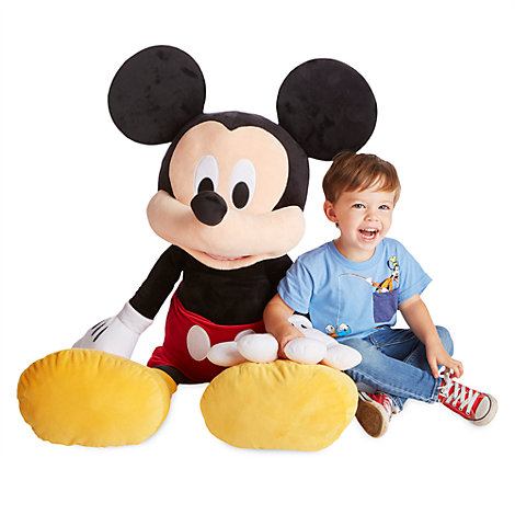 Peluche gigante Mickey Mouse